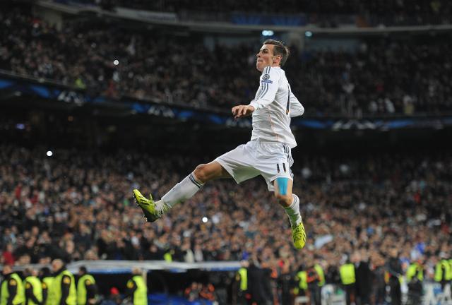 Liệu boa giờ Bale mới trở lại là với bản năng săn bàn  của mình