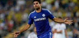 Diego Costa đang được Real để ý
