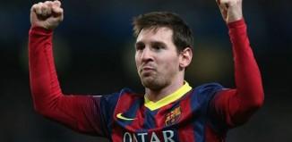 Messi sắp được tăng lương