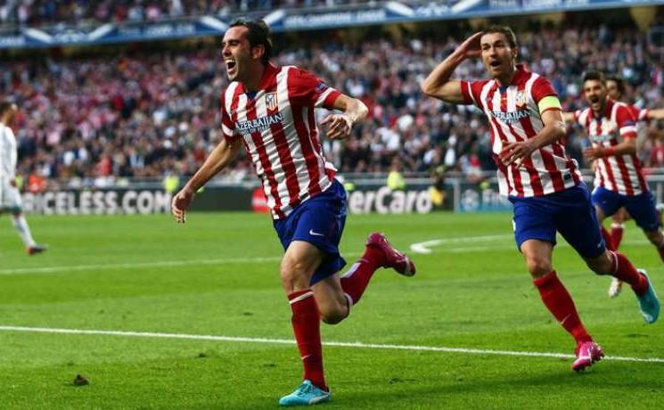 Phong độ của Atletico Madrid đang cực kỳ tốt cùng với lợi thế sân nhà