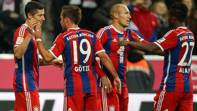 Tài năng của Robben đang ở độ chín của sự nghiệp