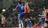 Chelsea dường như bất lực trước hàng phòng ngự Sunderland