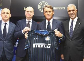 Mancini kí hợp đồng với Inter