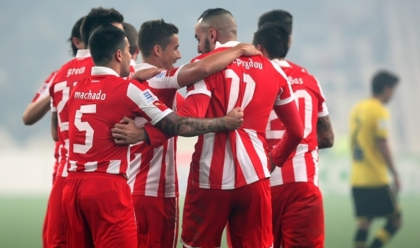 Olympiacos sẽ gặp phải khó khăn rất lớn khi đối mặt với Atlentico Madrid