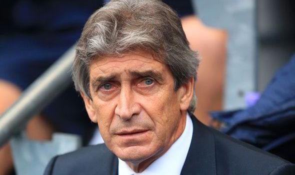 Manuel Pellegrini yên tâm dẫn dắt Man City