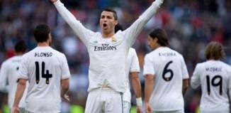 Liệu Ronaldo có ghi bàn để rút ngắn khoảng cách với kỉ lục của Messi