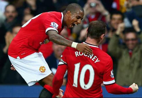 Chính Rooney là cầu thủ suất sắc nhất trận đấu