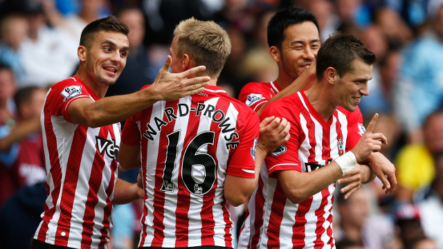 Southampton đang có thành tích cực kỳ tốt tại Premier League