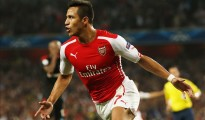 Sanchez có thể sẽ được cất trên ghế dự bị để dành sức cho đấu trường Premier League