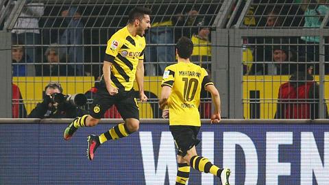 Dortmund tìm lại niềm vui chiến thắng