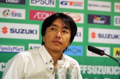 HLV Miura rất vui vì màn thể hiện của đội tuyển Việt Nam