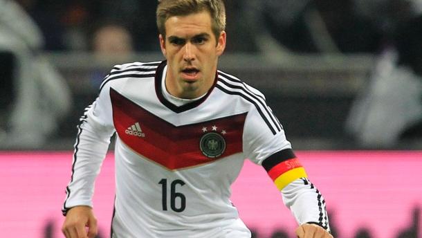 Chức vô địch World Cup của đội tuyển Đức có công lớn của Lahm
