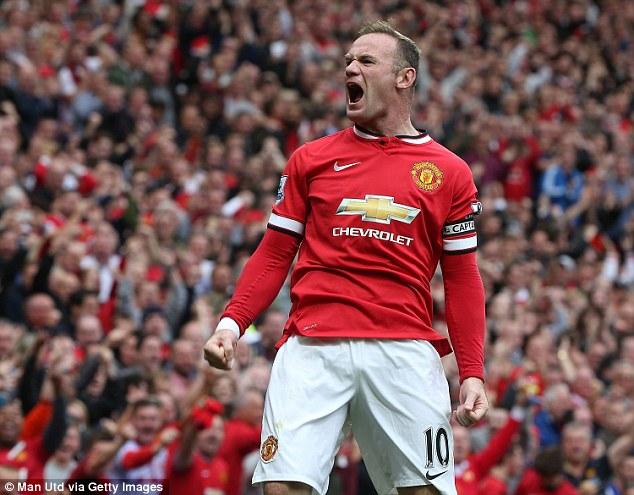 Rooney đã bình phục chấn thương và sẵn sàng cho trận đấu với Southampton