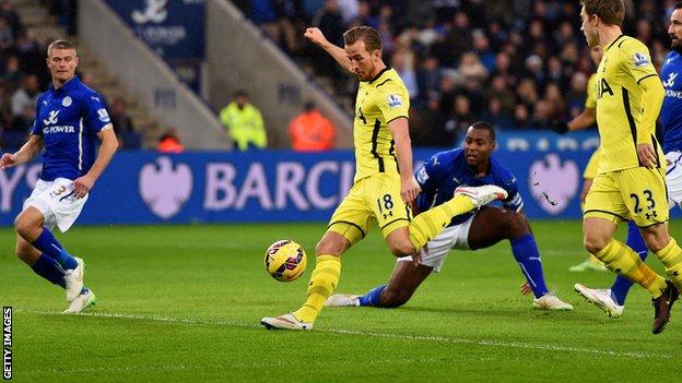 Tottenham đang thể hiện phong dộ cực ký ổn định