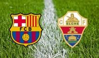 Barcelona vs Elche