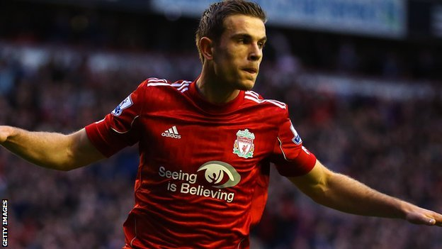 Gerrard chọn Jordan Henderson làm đội trưởng Liverpool