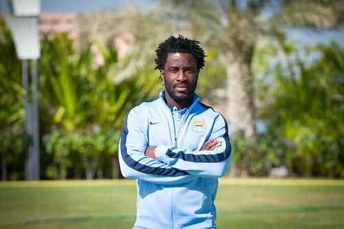 Wilfried Bony là cái tên đầu tiên Man City đem về sân Etihad trong kỳ chuyển nhượng mùa đông này