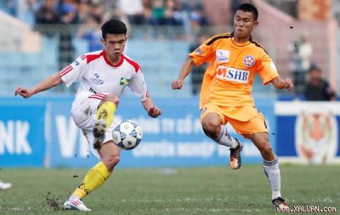 SHB Đà Nẵng vs Sông Lam Nghệ An