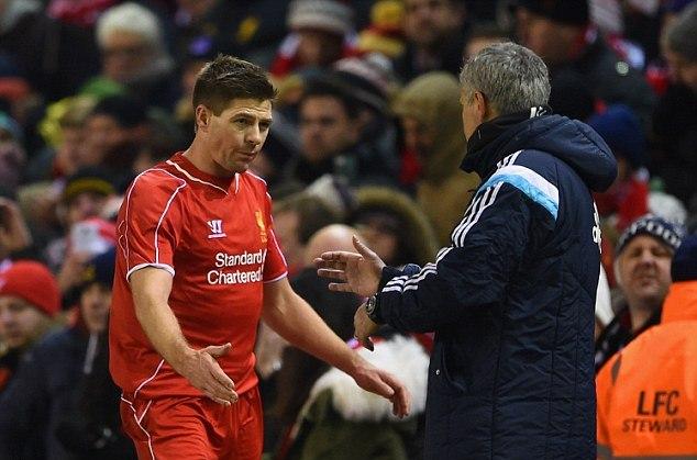 Mourinho muốn biến Gerrard thành người của Chelsea