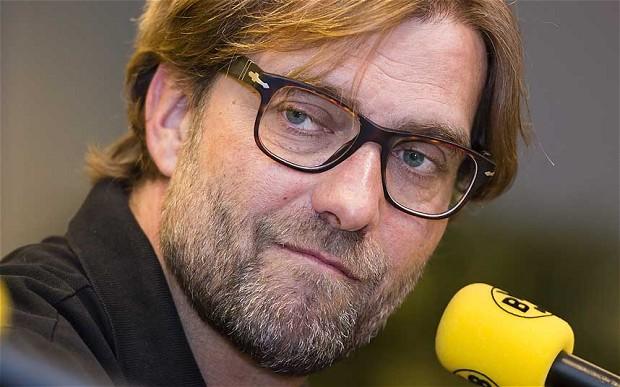 Dortmund không sa thải Jurgen Klopp