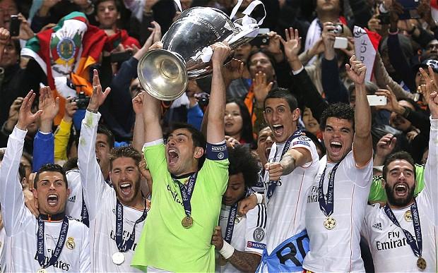 Real Madrid trở thành đội bóng số 1 thế giới sau nhiều năm chờ đợi