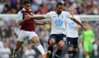 Tottenham để Burley cầm hòa ở trận lượt đi