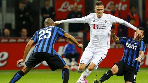 Đội trưởng toàn diện nhất Serie A mang tên Josip Ilicic