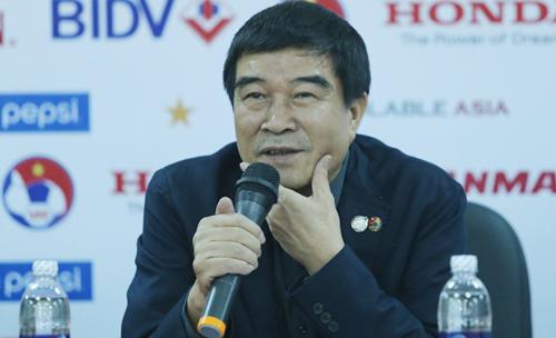 Ông Gụ hiện phụ trách truyền thông cho VFF.
