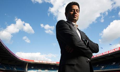 ong-chu-psg-quyen-luc-nhat-bong-da-phap Nasser Al-Khelaifi đang giúp PSG thống trị bóng đá Pháp.