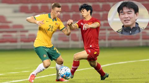 Theo HLV Thanh Hùng U23 Việt Nam đã gặp đối thủ quá mạnh