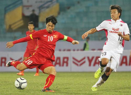 Mục tiêu của U23 Việt Nam là lọt vào tứ kết vòng chung kết U23 châu Á.