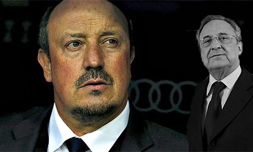Benitez tin rằng ông cũng chỉ là một nạn nhân của chính sách thay HLV như thay áo mà Perez áp dụng cho Real từ nhiều năm qua.