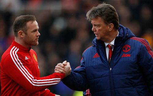 Rooney chơi tốt hơn trong năm 2016. Ảnh: DM