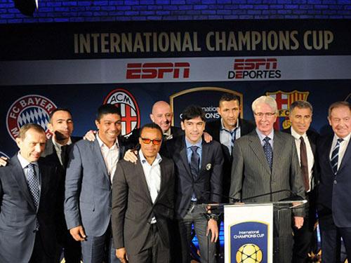 Cúp C1 trong tương lai sẽ tự biến thành Super League
