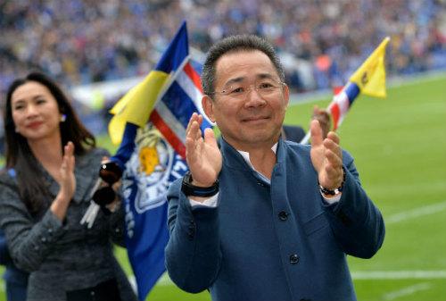 Fan Thái Lan tiếp tục bị Leicester đốn tim