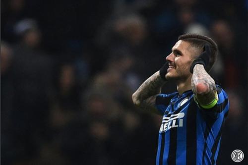 Inter đối mặt Palermo đã tìm thấy người hùng Icardi