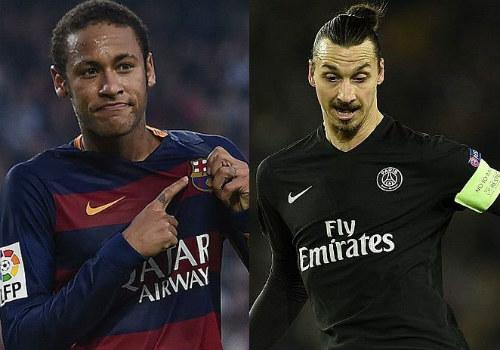 PSG bạo chi 193 triệu euro mua Neymar thay Ibra