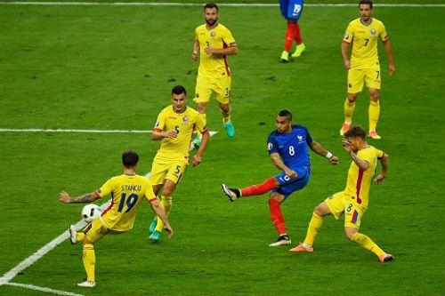 Lich thi dau Euro 2016 hom nay - ĐT Pháp hài lòng với Payet