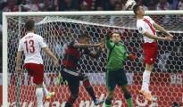 Phạt góc kém hiệu quả tại Euro 2016