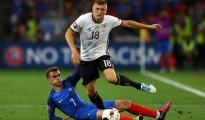 Dấu ấn chiến thuật tại Euro 2016