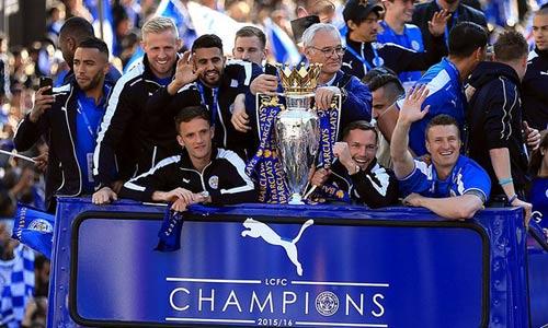 Chức vô địch Premier League sẽ không ở lại lâu với Leicester