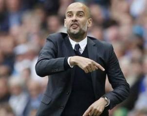 Không thể chê cười Pep Guardiola