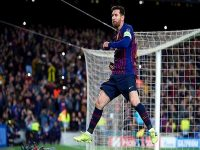 Messi thăng hoa tột đỉnh 6 trận/9 bàn