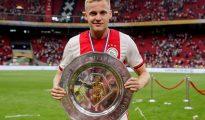 Tin chuyển nhượng 3/8: Van de Beek sẽ có giá 70 triệu euro?
