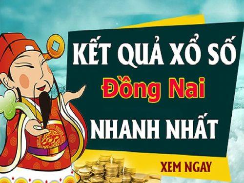 Soi cầu XS Đồng Nai chính xác thứ 4 ngày 18/12/2019