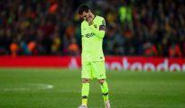 Pha nhấn đầu Messi đã được lên tiếng