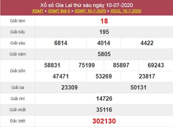 Dự đoán XSGL 17/7/2020 chốt KQXS Gia Lai thứ 6