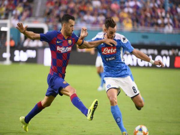 Nhận định soi kèo bóng đá Barcelona vs Napoli