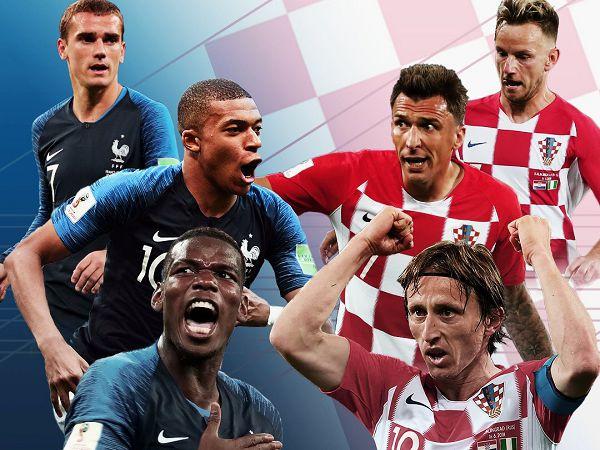 Nhận định soi kèo bóng đá Pháp vs Croatia, 01h45 ngày 09/9