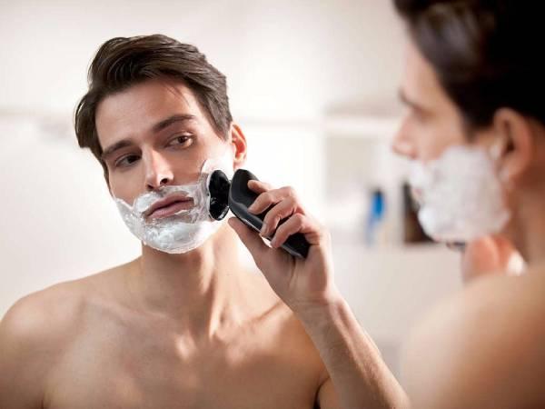 Mơ thấy cạo râu